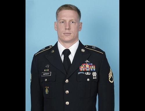 Sgt. 1st Class Nicholas Sheperty (West Virginia National Guard)