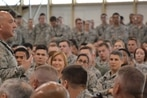 Former AFSOUTH command chief to face court-martial
