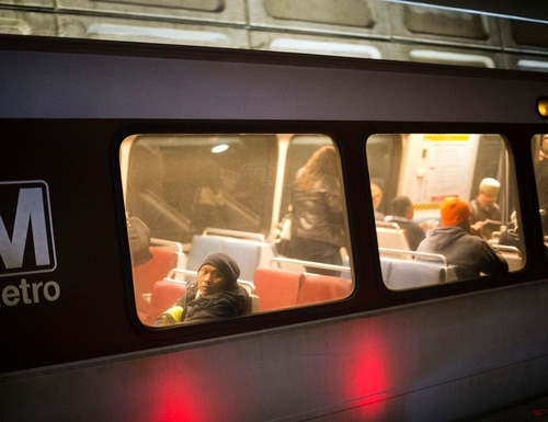 Plans to conduct extensive improvements on several Washington Metro stations could keep some feds from returning to the office throughout the summer. (Pablo Martinez Monsivais/AP)
