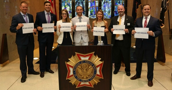 Many of the same veteran service organizations that banded together to fight for the Forever GI Bill last summer are taking up another cause: reforming TAP. (Steve Nunez/Student Veterans of America)
