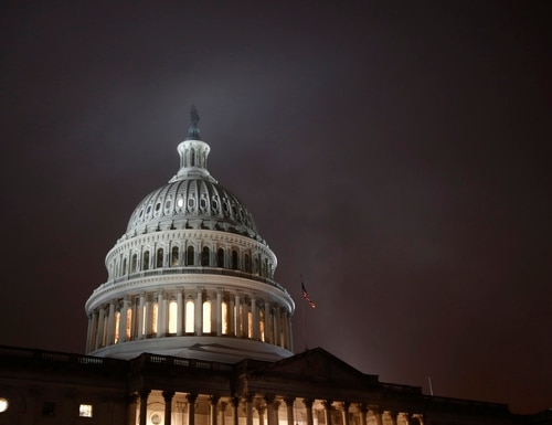 A new bill would establish several cybersecurity grand challenges. (Patrick Semansky/AP)