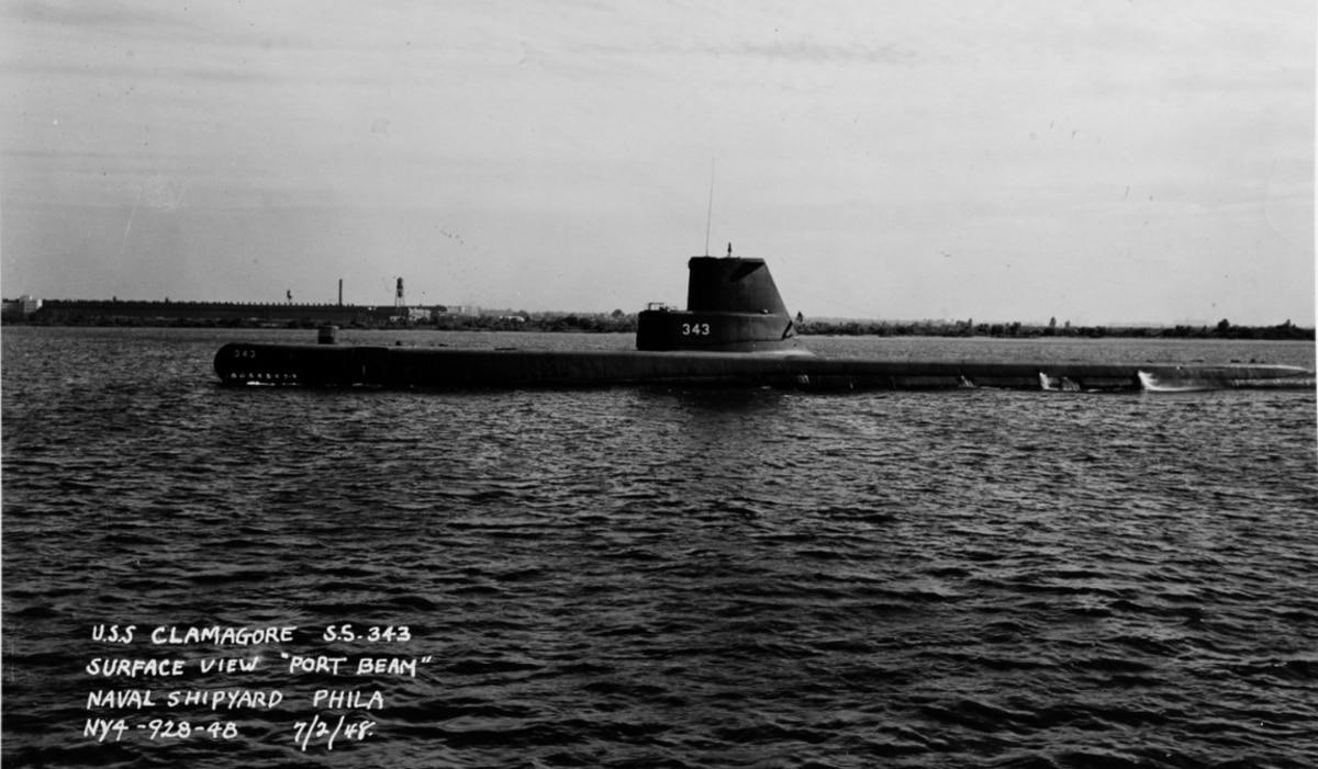 Lawmakers vote to sink submarine