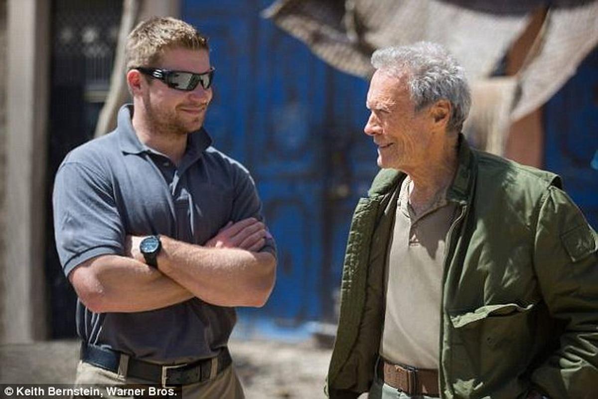 Medal Clint Eastwood Casting Heroes As Heroes