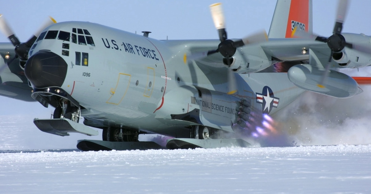 Airman dies on deployment to Antarctica