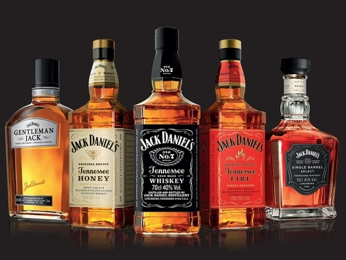 The U.S. military is one of the nation's biggest consumers of Jack Daniel's. (Jack Daniels)