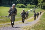 Soldiers arrive at West Point to join search for missing cadet