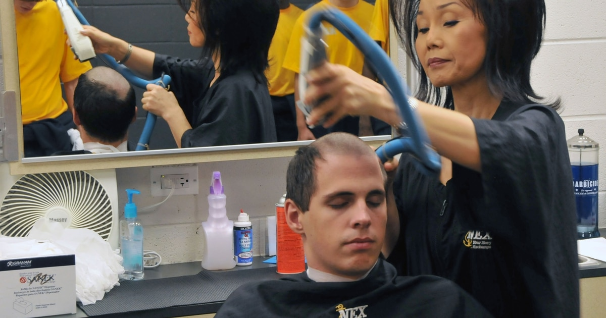 Navy says goodbye to relaxed grooming standards
