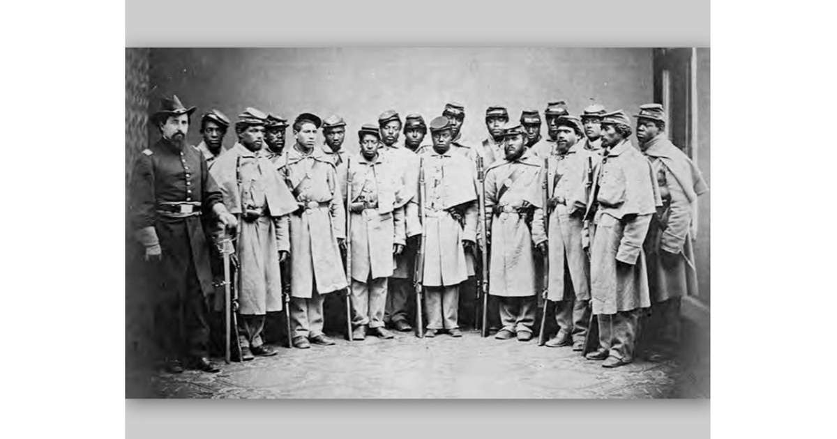 Black Union soldiers fought a costly battle for equal pay