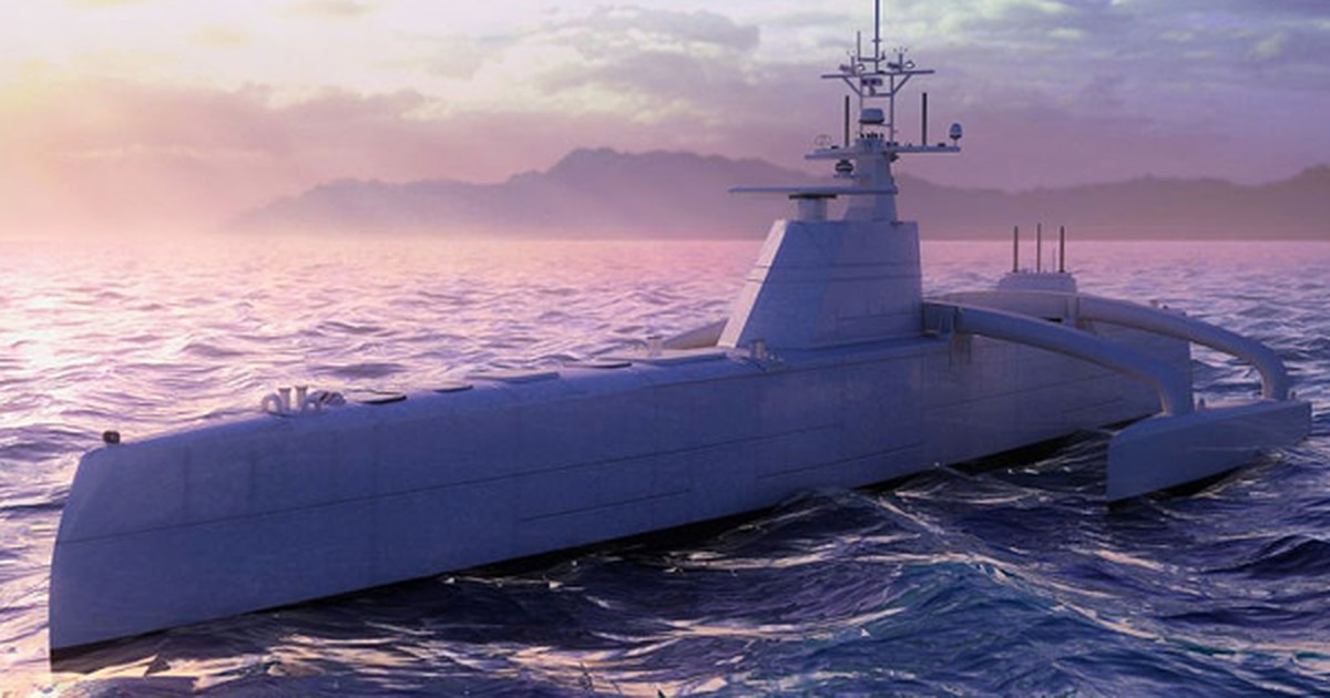 Breaking down the Navy's plans for unmanned ships | Defense News Weekly Extra