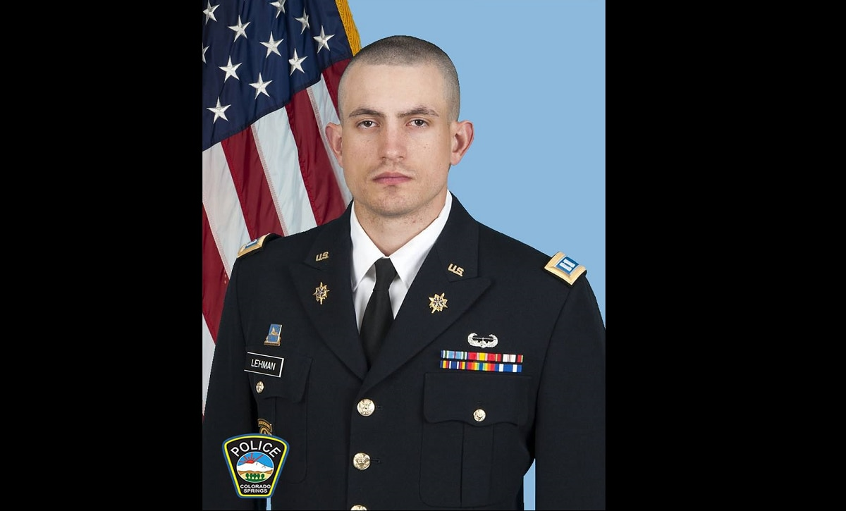 Man arrested in death of US Army captain in Colorado