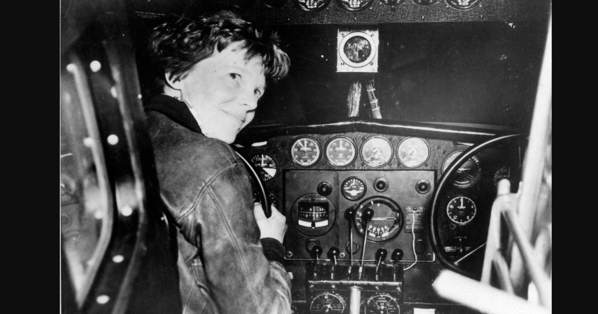 What would happen if Amelia Earhart disappeared today?
