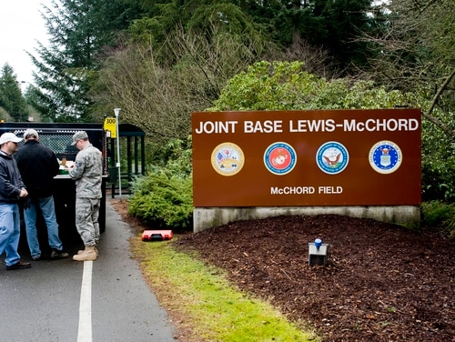 Families at Joint Base Lewis-McChord are the latest to sue landlords over problems at privatized military housing. (U.S. Air Force Photo/Abner Guzman)