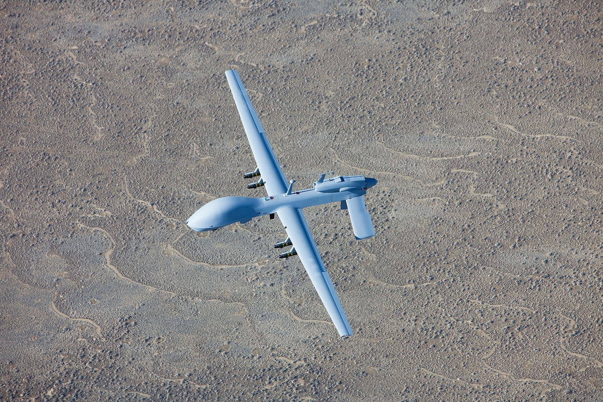 Poland Mulls Drone Offers From General Atomics, Elbit