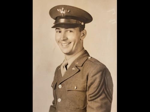 Army Air Forces 1st Lt. Steve Nagy (DPAA)