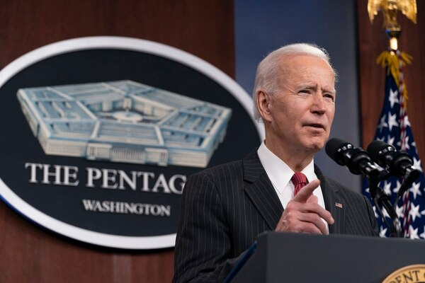 The relationship between the U.S. and Saudi Arabia will not be as cozy under a Biden administration as the Trump administration, but how much will change? (Alex Brandon/AP)