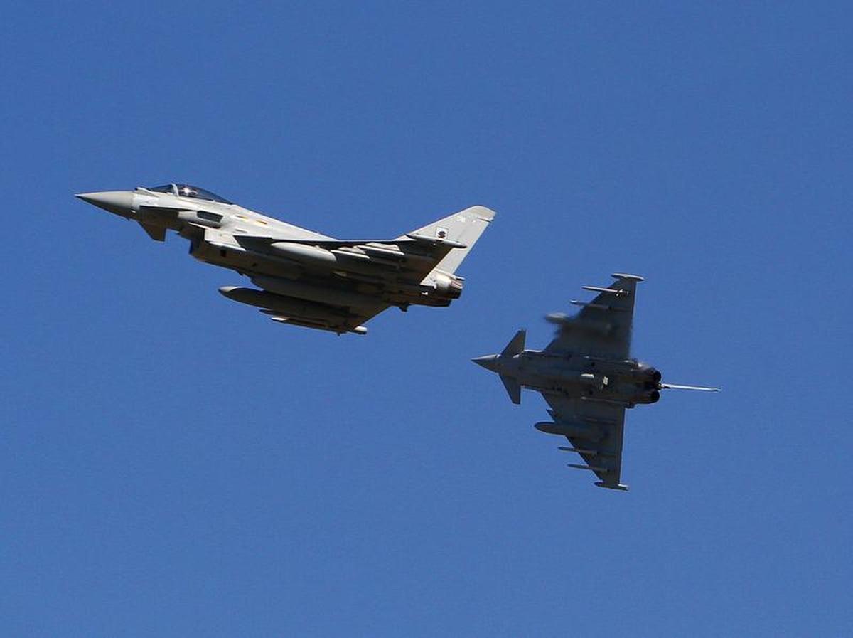With AESA Radar, Eurofighter Strengthens Export Push
