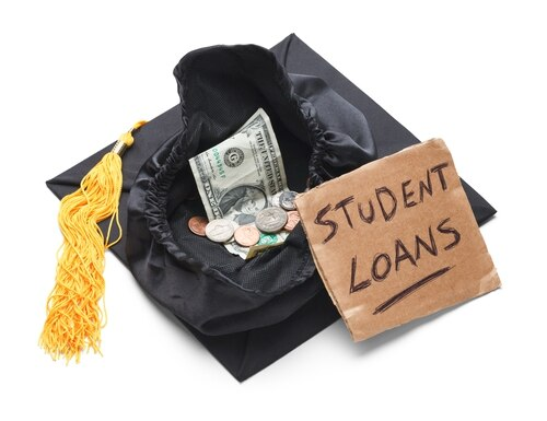 Troops need more information about this student loan debt forgiveness program. (Michael Burrell)