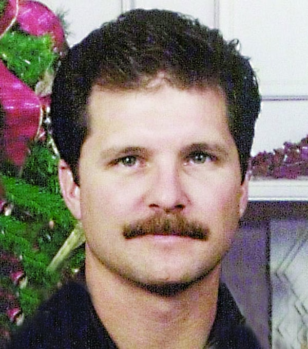 Tech. Sgt. John Chapman was killed while trying to rescue a fellow service member who fell out of an MH-47 Chinook helicopter in Afghanistan March 4, 2002. Seven other U.S. service members were killed during the battle. (AP)