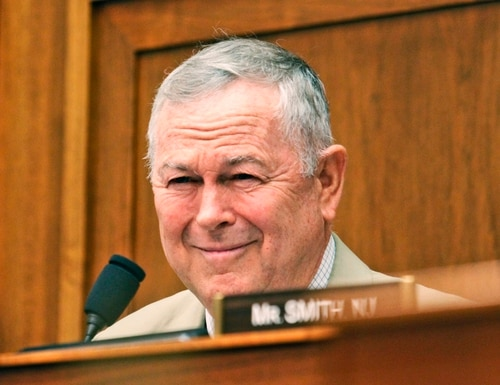 "In this photo taken June 14, 2016, Rep. Dana Rohrabacher, R-Calif., participates in a House Foreign Affairs Committee hearing on Russia on Capitol Hill in Washington. The 69-year-old, self-described ""surfer Republican"" has long been a lone pro-Russian voice on Capitol Hill, defending Putin and urging dialogue with the Kremlin. This past spring, Rohrabacher's position drew support from Donald Trump, who advocates giving relations with Moscow another chance.(AP Photo/Paul Holston)"
