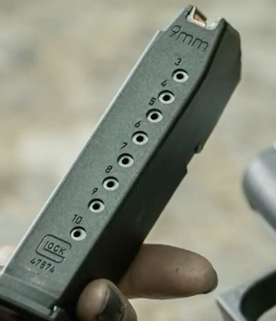 Tyrant Designs has launched a new 4-round magazine extension for Glock 43X and Glock 48 handguns. (Photo by Glock)