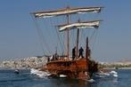 Greek navy offers taste of life in ancient galleys