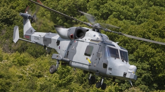 "Leonardo and its AW-159 ""Wildcat"" are no longer the sole contender for South Korea's second batch of anti-submarine helicopters. (Leonardo)"