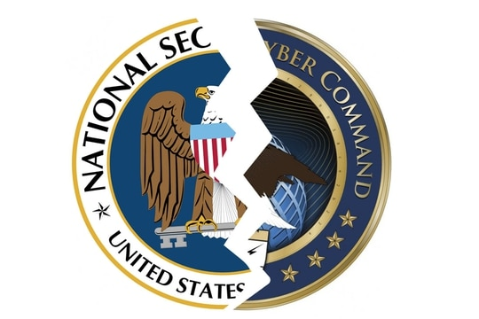 The U.S. is in the process of splitting the NSA and U.S. Cyber Command.