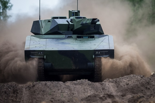 The impact of emerging threats and new requirements drove Rheinmetall to build Lynx to fill a gap in the market. (Courtesy of Rheinmetall)