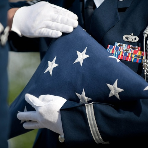 Staff Sgt. Zachary Townsend was found dead Jan. 15 in his off-base residence near Columbia, South Carolina. Officials do not suspect foul play. (Airman 1st Class Zachary Hada/Air Force)