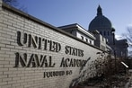 US Naval Academy midshipman charged with sexual assault