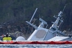Early report blames confused watchstanders, possible design flaws for Norway's sunken frigate