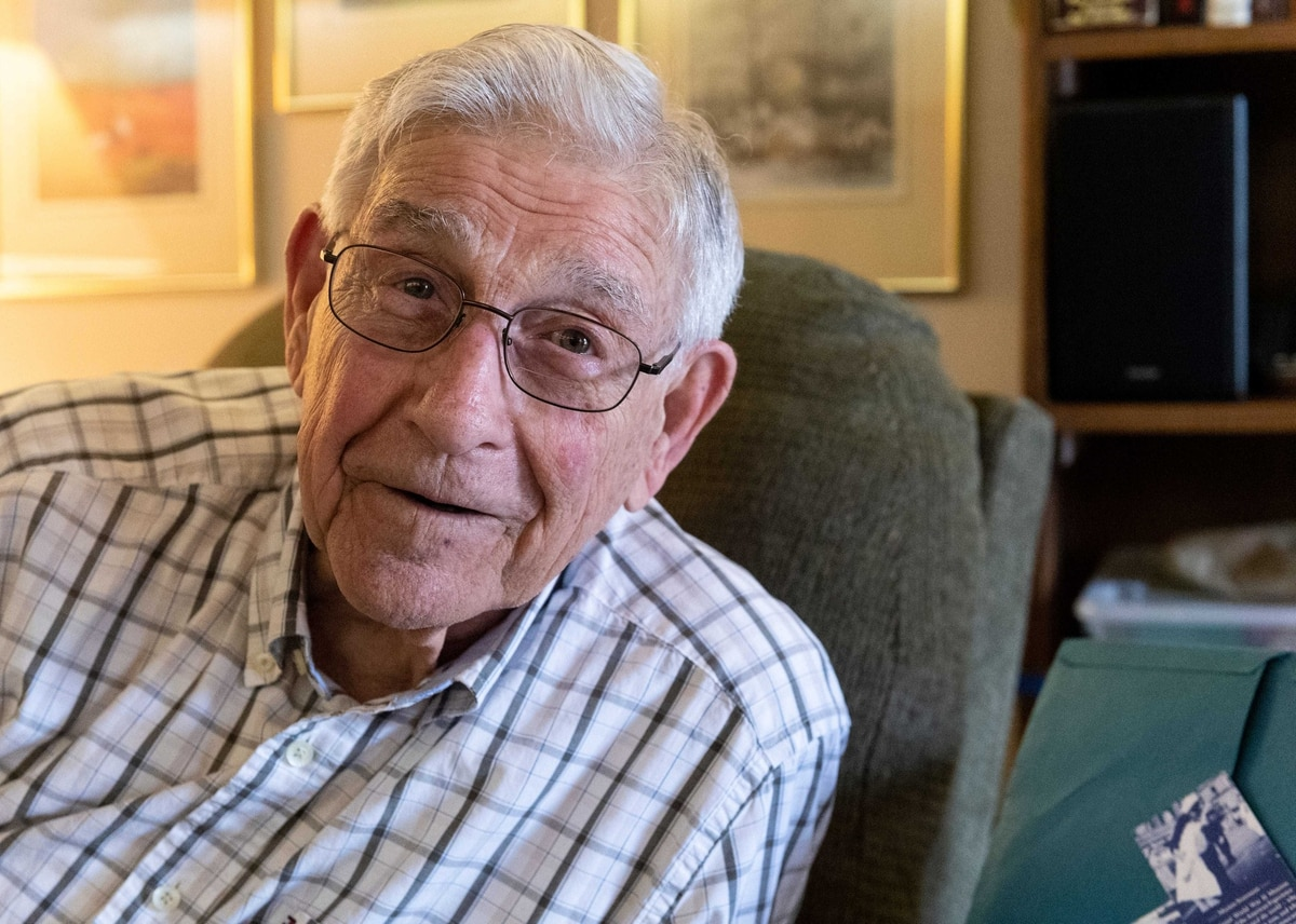 Memories of the Longest Day still linger for these D-Day survivors