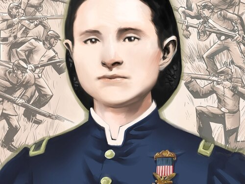 Mary Walker is still the only woman to be presented the Medal of Honor. (AUSA)