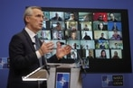 NATO leader: Allies must avoid capability gaps while investing in disruptive tech