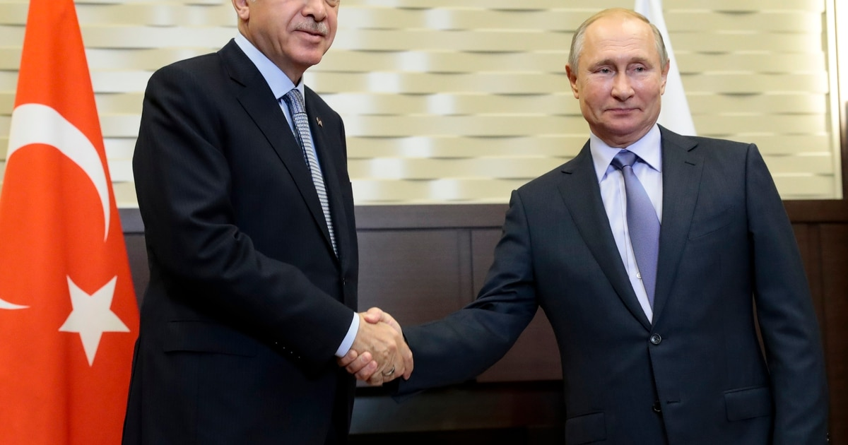 Russia, Turkey seal power in northeast Syria with accord after American troops withdraw