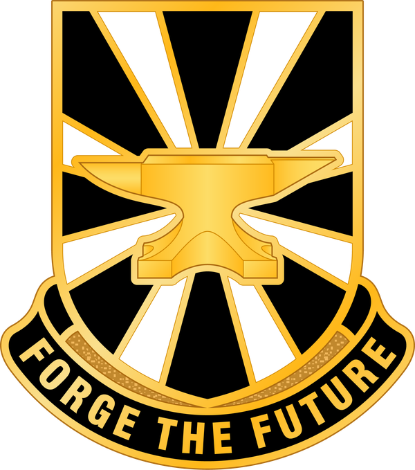 The Army Futures Command distinctive unit insignia includes the unit's