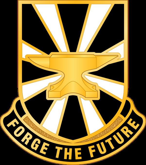The Army Futures Command distinctive unit insignia includes the unit's