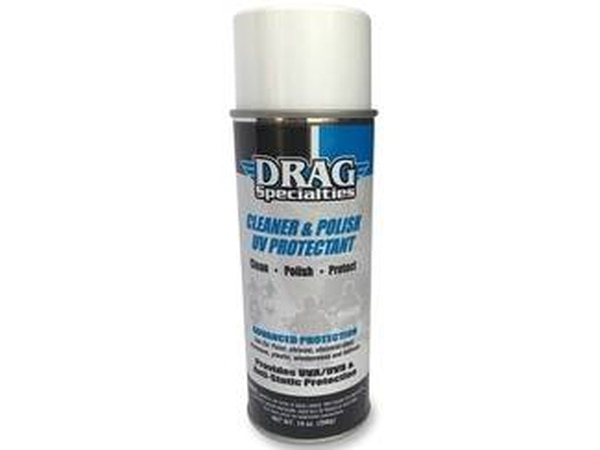 Keep your bike looking clean, even on the road. (Drag Specialties)