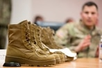 Soldiers to test new jungle boots, hot weather uniforms this spring