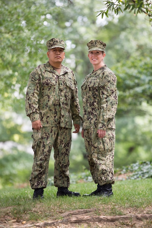 New Navy Working Uniform Rollout Starts This Fall