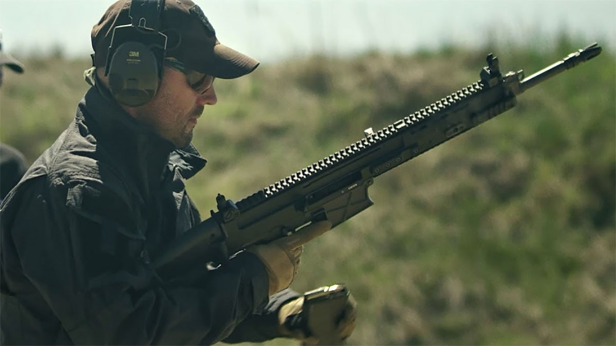 How CZ built a badass blaster with the BREN BR