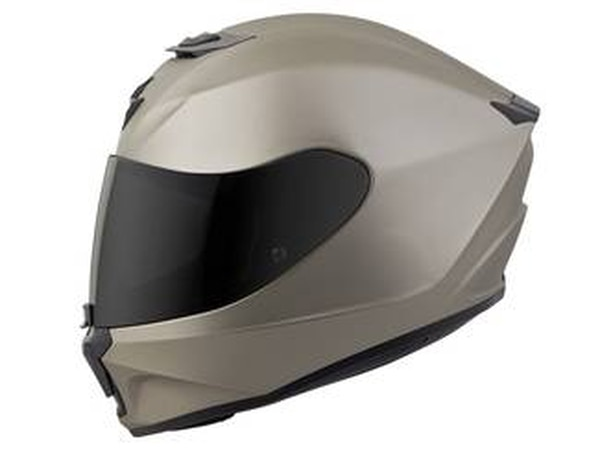 For the rider who prefers a full-face helmet, Scorpion's EXO-R420 delivers an aerodynamic, super-lightweight design. (Scorpion USA)