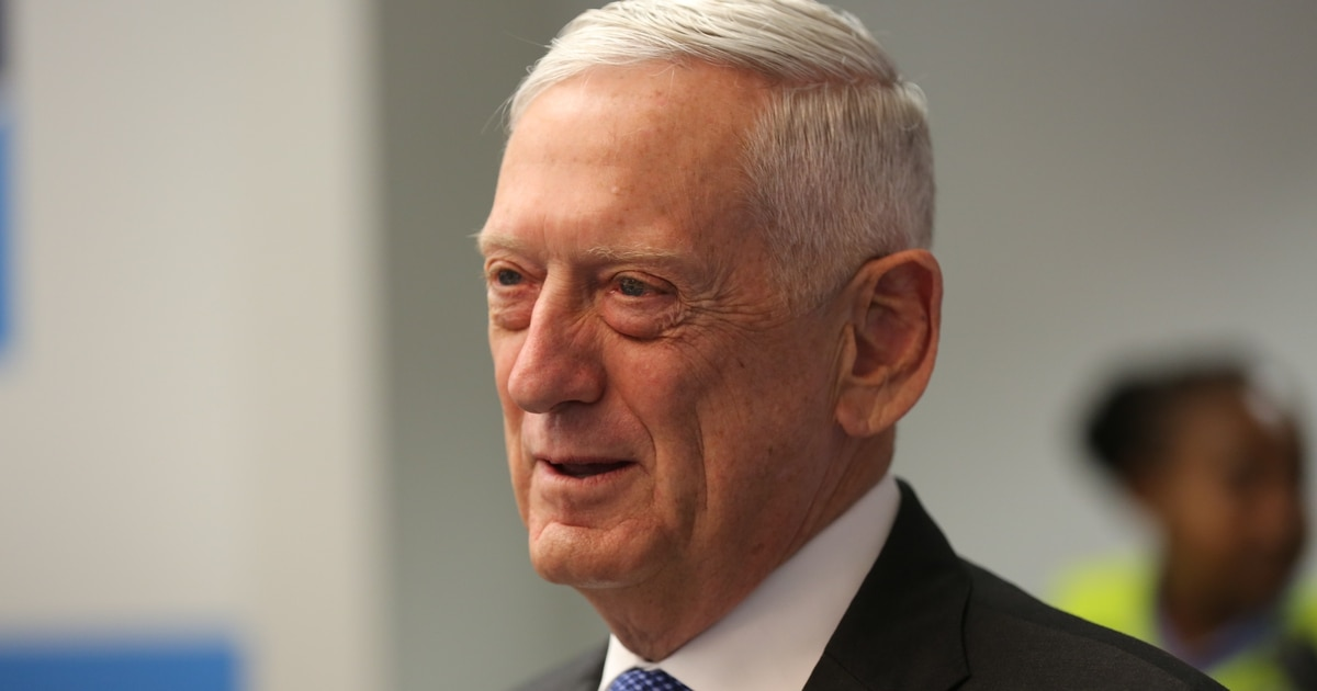 Mattis says Iran downing a US aircraft should be met with 'retaliation'