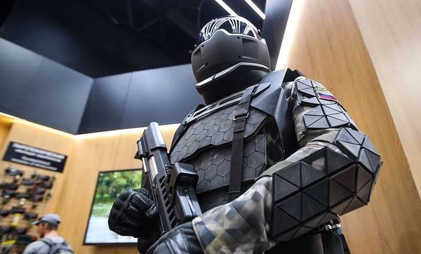 The third generation of Russia's Ratnik