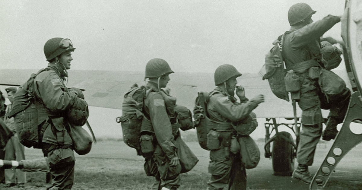 'When in doubt, lash out': The 82nd Airborne's crossing of the Waal River, 75 years later