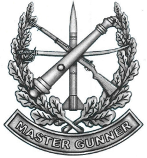 The Army is working to authorize the new Master Gunner Badge for graduates of one of seven courses on Jan. 8, 2018. (Army)