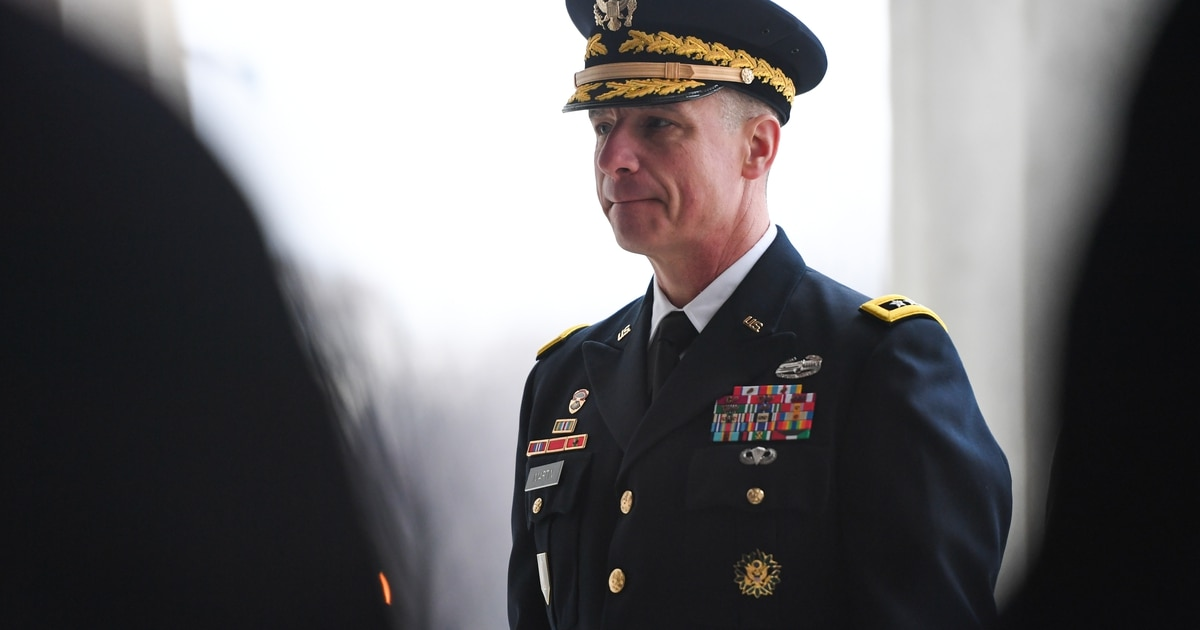 New vice chief commits to ongoing US Army reform to build future force