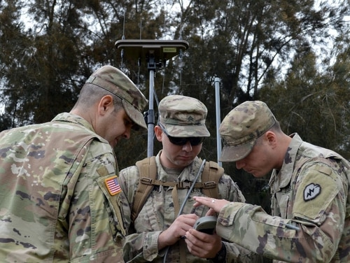 The Joint Chiefs of Staff released a new joint publication for joint electromagnetic spectrum operations, which replaces a previous document focused on electronic warfare. (Armando R. Limon/U.S. Army)