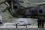 US delivers laser-guided rockets to the Lebanese Air Force to arm its Super Tucano aircraft