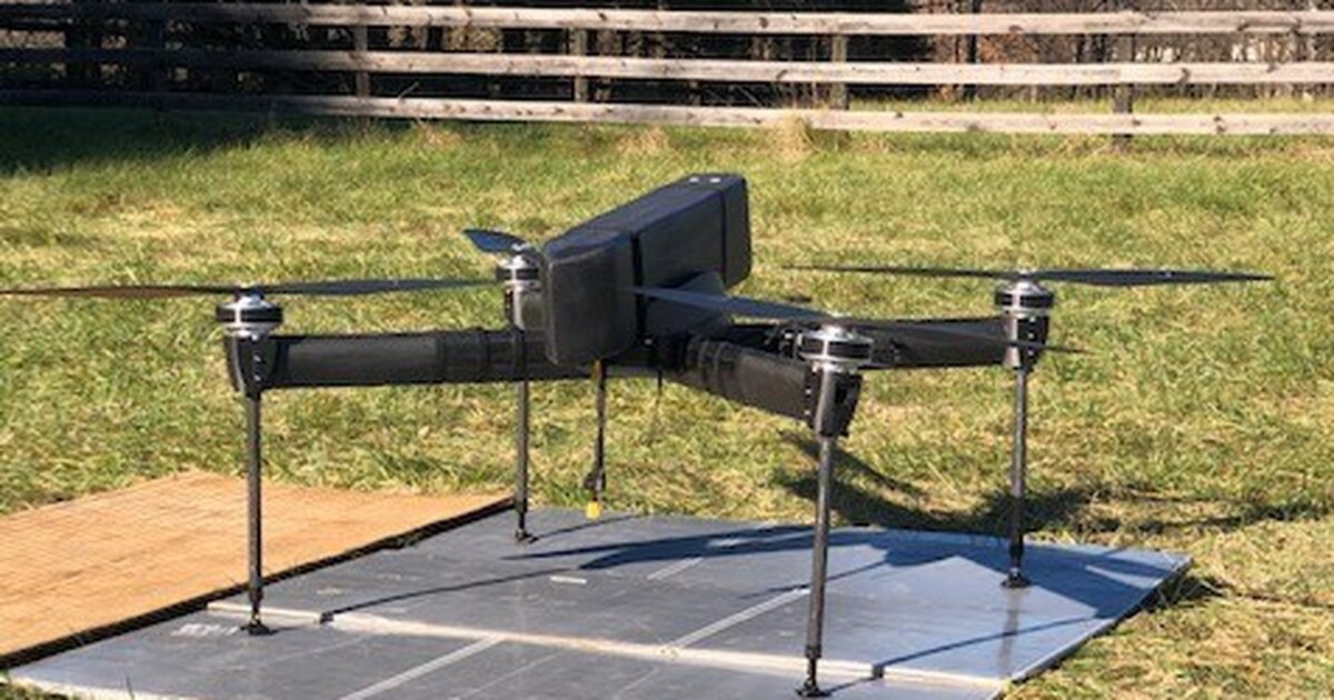 Marines eye tactical resupply drone prototypes